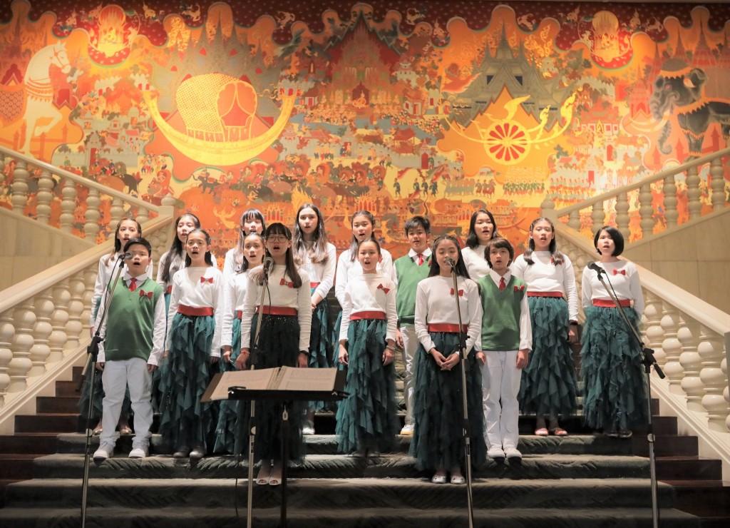 Christmas Children Choir