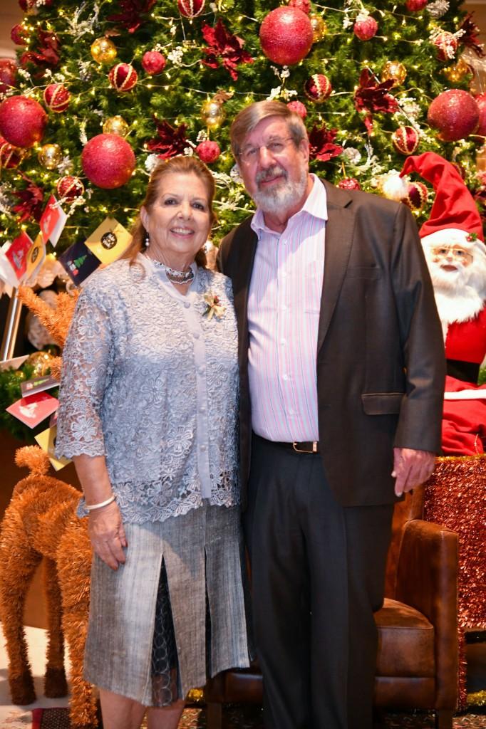 Mr. & Mrs. Heinecke