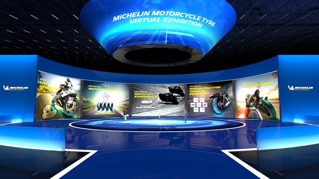 Michelin 2W Exh_Main Hall