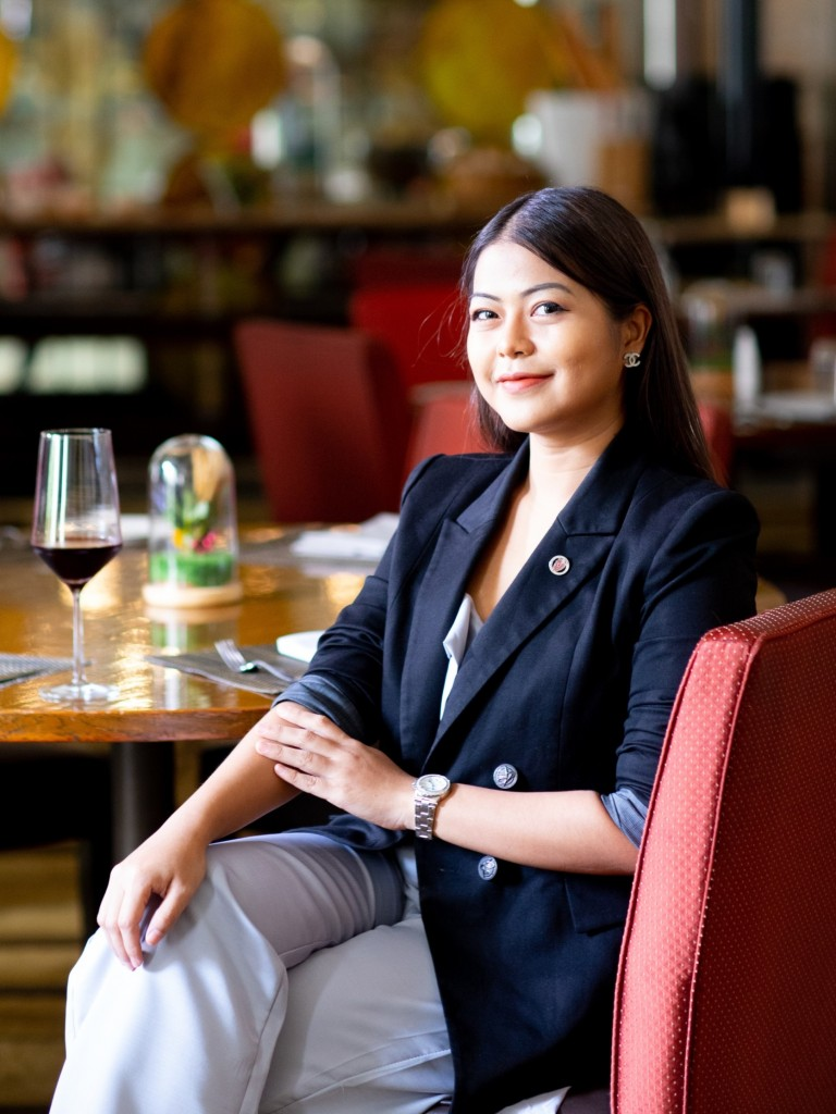 BELLA Sudarat Jankaew-Madison - Five Wine Ladies