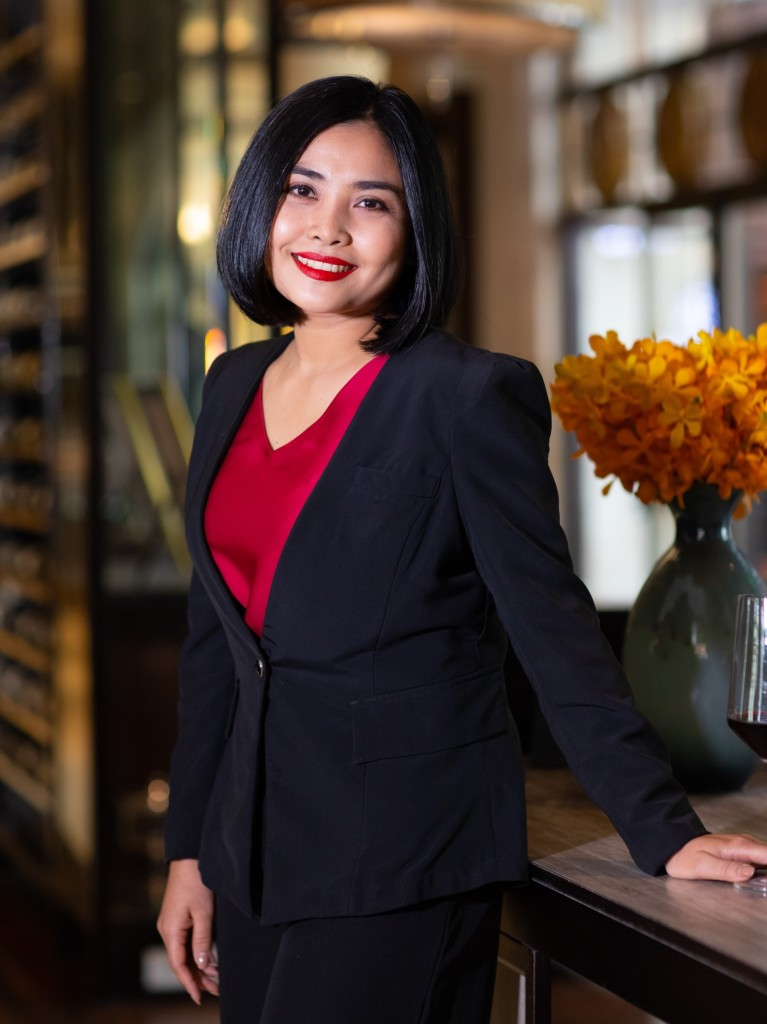 SOMM Chanidapha Rakpirom - Madison - Five Wine Ladies