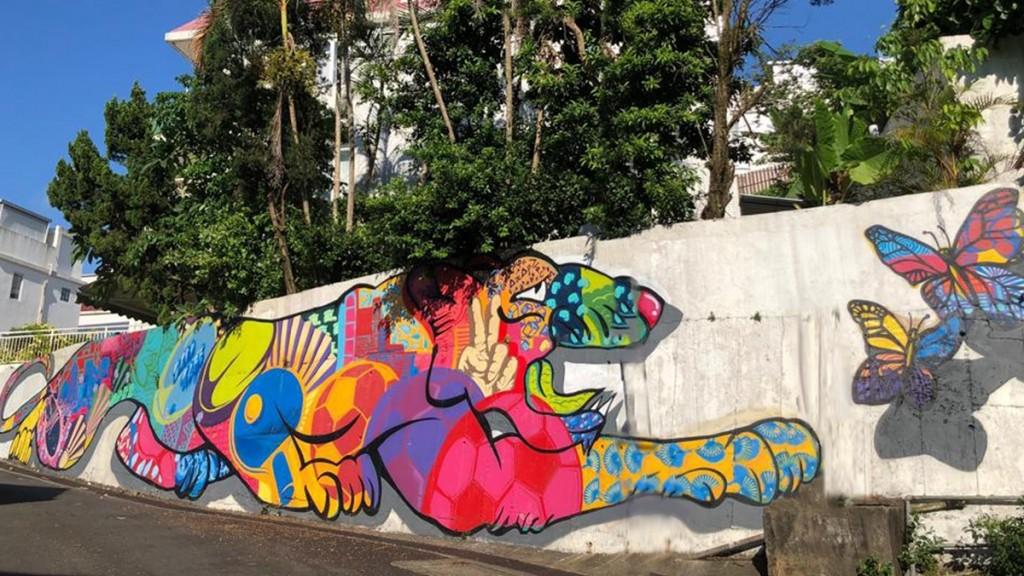 9.HK Street Art_Szabotage - panther