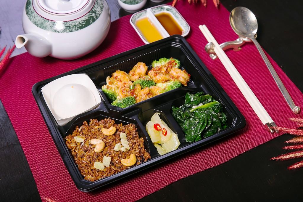 """Sichuan Shrimps"" Box"
