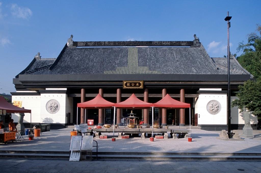 2.CheKung Temple