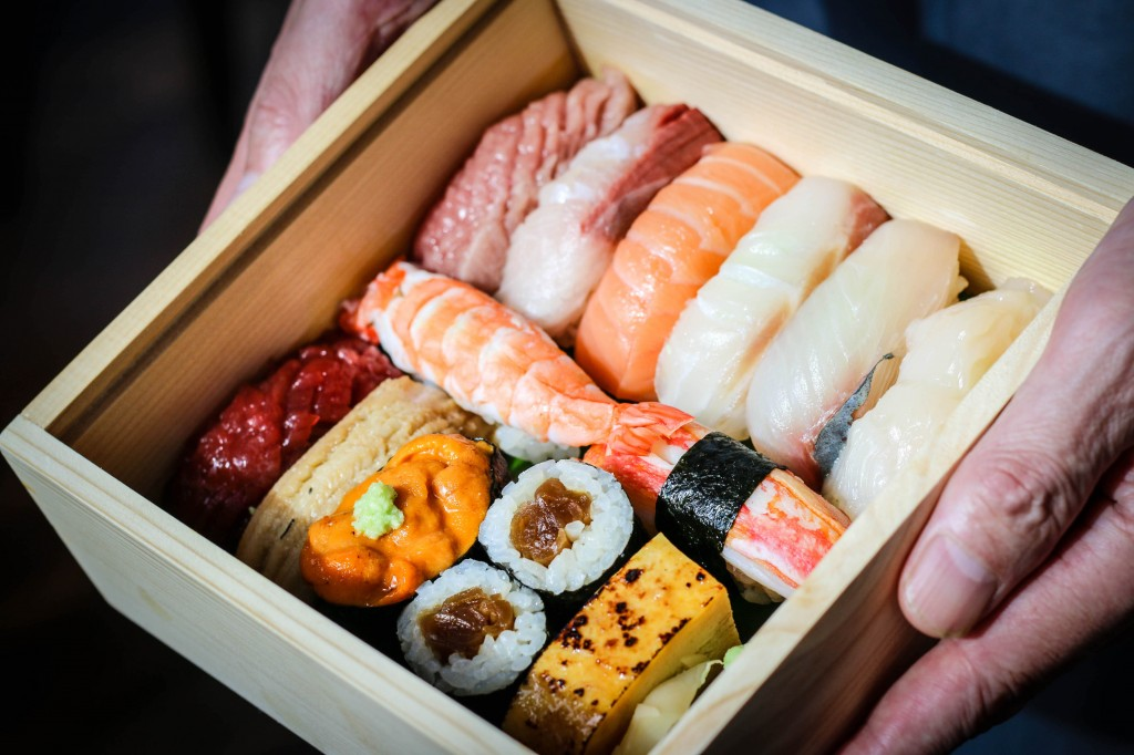 Premium Nigiri Box
