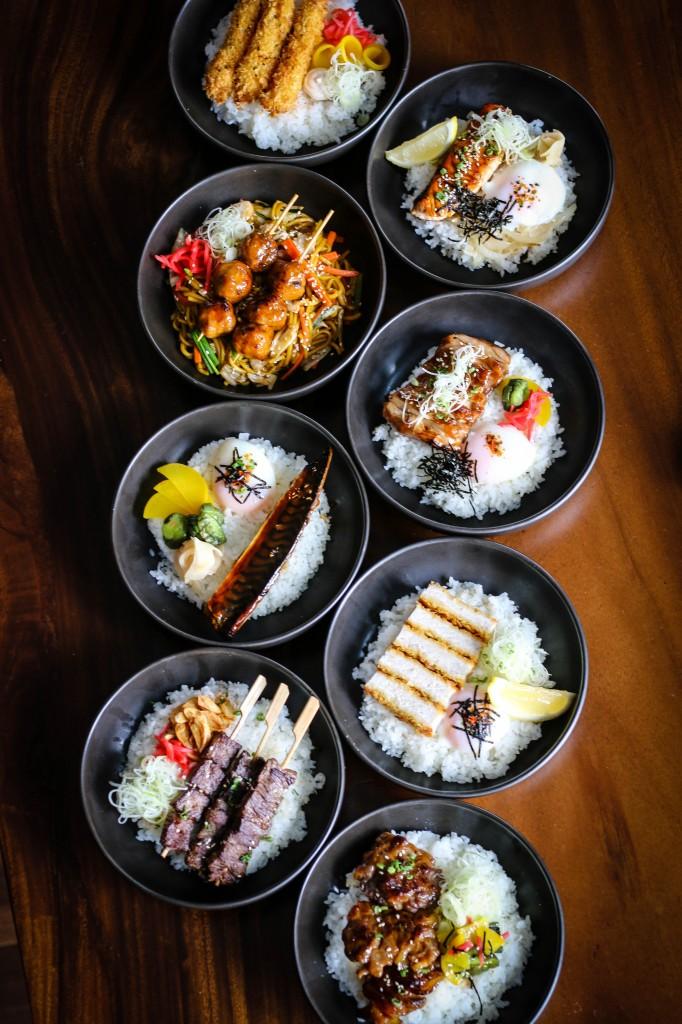 Up & Above Restaurant_Yatai Bowl
