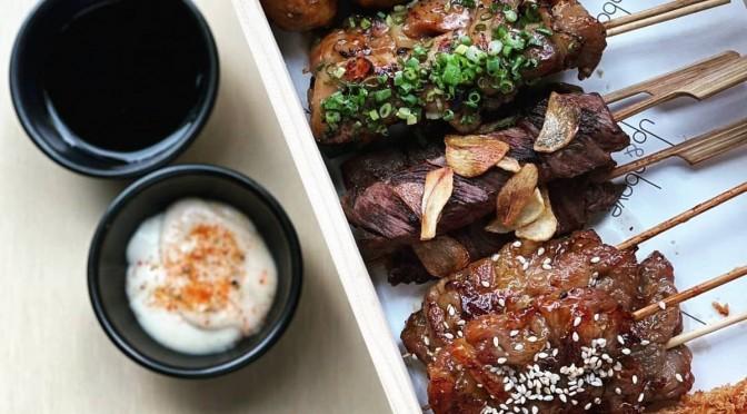Up & Above Restaurant_Yatai Box