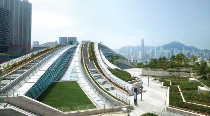 West Kowloon Sky Corridor Sightseeing Deck 西九龍高鐵站 – 天空走廊 (港鐵相片) 03